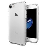 SPIGEN iPhone 7 Case Ultra Hybrid [042CS20443] - Crystal Clear - Casing Handphone / Case