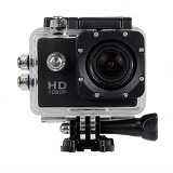 SPORT Action Camera 1080p 12 MP - Hitam (Merchant) - Camcorder / Handycam Flash Memory