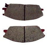 SPORT SHOT BRAKE PAD Mazda MR90 - Peredam & Noise Control