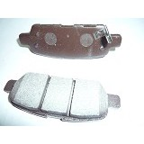 SPORT SHOT BRAKE PAD Nissan X-TRAIL REAR - Peredam & Noise Control