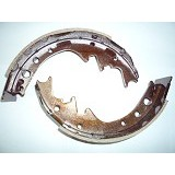 SPORT SHOT BRAKE SHOE Toyota HIACE REAR - Peredam & Noise Control