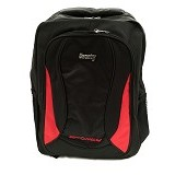 SPORTY Tas Ransel [S-195] - Red (Merchant) - Notebook Backpack