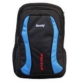 SPORTY Tas Ransel Sekolah [224b] - Blue (Merchant) - Tas Punggung Sport / Backpack
