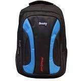 SPORTY Tas Ransel Sekolah [228b] - Blue (Merchant) - Tas Punggung Sport / Backpack