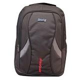 SPORTY Tas Ransel Sekolah [229a] - Grey (Merchant) - Tas Punggung Sport / Backpack