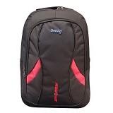 SPORTY Tas Ransel Sekolah [229c] - Red (Merchant) - Tas Punggung Sport / Backpack