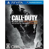 SQUARE ENIX DVD PS Vita Call of Duty Black Ops (Merchant) - Cd / Dvd Game Console