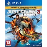 SQUARC CNIX DVD PlayStation 4 Just cause 3 (Merchant) - CD / DVD Game Console