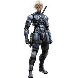 SQUARE ENIX Variant Play Arts Kai Metal Gear Solid 2 Sons of Liberty Raiden (Merchant) - Movie and Superheroes