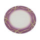 SSLAND Colour Plate [I-PLATE-039] - Purple (V) - Piring Makan