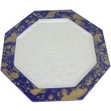 SSLAND Colour Plate Square Japan [I-PLATE-045] - Purple (V) - Piring Makan