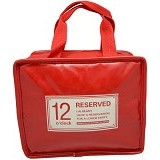 SSLAND Cooler Lunch Bag [697] - Red (V) - Cooler Box