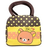 SSLAND Cooler Lunch Bag Animals [TCOOL] - Yellow Bear (V) - Cooler Box