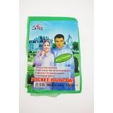SSLAND Pocket Raincoat - Green - Jas Hujan