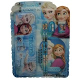 SSLAND Stationery Set Frozen - Blue (V) - Paket Alat Tulis
