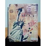 ST-VANILLA STORE Smart Cover for Apple iPad 2/3/4 [AC003] Liberty - Casing Tablet / Case