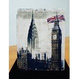 ST-VANILLA STORE Smart Cover for Apple iPad 2/3/4 [AC004] Big Ben - Casing Tablet / Case