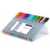 STAEDTLER Triplus Fineliner 0,3 mm in Box Set [20 pcs] (Merchant) - Pen / Ballpoint