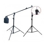 STARLITE Multifunction Boom Lighting Stand 180 (Merchant) - Lightstand and Boom
