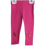 BABY WAREHOUSE Strawberry Baby Legging Size S - Pink Tua - Legging and Stocking Bayi dan Anak