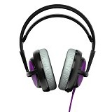 STEELSERIES Headset Siberia 200 -  Sakura Purple - Gaming Headset