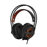 STEELSERIES Headset Siberia 350 -  Black/Orange (Merchant) - Gaming Headset