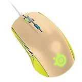 STEELSERIES Mouse Rival 100 - Gaia Green (Merchant) - Gaming Mouse