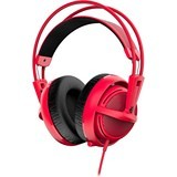 STEELSERIES Siberia 200 Forged - Red - Gaming Headset