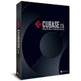 STEINBERG Software Audio Production Cubase 7.5 - Software Musik Produksi
