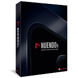 STEINBERG Software Audio Production Nuendo 6 - Software Musik Produksi