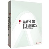 STEINBERG Software Mastering Wavelab Elements 8 - Software Musik Mastering