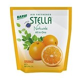 STELLA All In One Orange (Merchant) - Pengharum Ruangan Padat & Gel