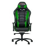 STRACING Kursi Gaming Classic Series -Black and Green (Merchant) - Kursi Kantor