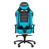 STRACING Kursi Gaming Racing Series -Black and Cyan (Merchant) - Gaming Organizer