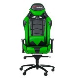 STRACING Kursi Gaming Racing Series -Black and Green (Merchant) - Gaming Organizer