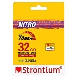 STRONTIUM Micro SD 32GB [466X] (Merchant) - Micro Secure Digital / Micro Sd Card