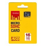 STRONTIUM Micro SDHC 16GB Class 10 (Merchant) - Micro Secure Digital / Micro Sd Card
