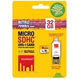 STRONTIUM Micro SDHC Nitro 32GB With OTG Card Reader [466X] (Merchant) - Micro Secure Digital / Micro Sd Card