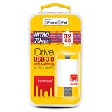 STRONTIUM Nitro iDrive 32GB (Merchant) - Usb Flash Disk Basic 3.0