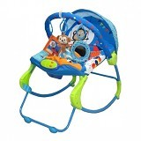 SUGAR BABY Baby Circus [BHG/RCK30003] (Merchant) - Baby Highchair and Booster Seat