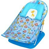 SUGAR BABY Deluxe Baby Bather Smiley Giraffe [BTR0001] - Baby Highchair and Booster Seat