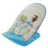 SUMMER Fold Up Infant Seat [19250] - Blue - Baby Highchair and Booster Seat