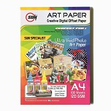 SUN Art Paper A4 120 Gsm - Kertas Foto / Photo Paper