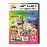 SUN Art Paper A4 260 Gsm - Kertas Foto / Photo Paper
