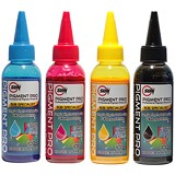 SUN Tinta Epson Pigment PRO INK 100 ml - Set 4 Warna