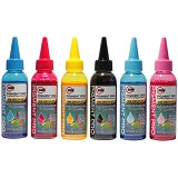 SUN Tinta Epson Pigment PRO INK 100 ml - Set 6 Warna