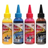 SUN Tinta Epson Sublime MAX INK 100 ml - Set 4 Warna - Tinta Printer Refill