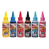 SUN Tinta Epson Sublime MAX INK 100 ml - Set 6 Warna