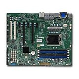 SUPERMICRO Server Motherboard [X10SAE] - Motherboard Intel Single Socket