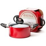 SUPRA Rosemary Dutch Oven + Glass Lid 20cm [RMDO20] - Panci